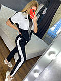 Жіночий літній костюм (Туреччина); розмір С,М,Л,ХЛ повномірні, фото 2