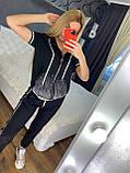 Жіночий літній костюм *Cignet* (Туреччина); розмір С,М,Л,ХЛ повномірні, 4 кольори, фото 2