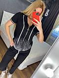 Жіночий літній костюм *Cignet* (Туреччина); розмір С,М,Л,ХЛ повномірні, 4 кольори, фото 3