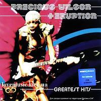Музичний сд диск ERUPTION Greatest hits (2007) (audio cd)