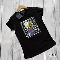 Женская футболка Louis Vuitton Disney