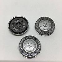 Бритвенные головки 3 сетки+3 ножа CloseCut HQ4 для бритвы Philips Series 3 HQ55.., HQ56.., HQ66..,HQ68.., HQ69