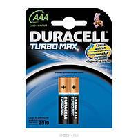 Батарейка Duracell AAA LR03 MX2400 Turbo Max