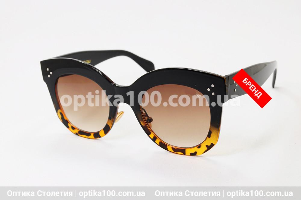 Солнцезащитные большие очки ДЛЯ ЗРЕНИЯ БРЕНДОВЫЕ