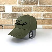Бейсболка летняя кепка KARL, фото 1