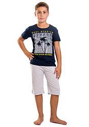 Детский комплект-двойка для мальчика: бриджи и футболка Suxe (Турция) sks35017