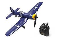 2722872731216 Самолёт радиоуправляемый VolantexRC F4U Corsair 761-8 400мм 4к RTF