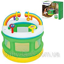 Дитячий Ігровий центр Bestway надувний Манеж 52221