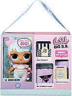 Лялька лол велика маленька Принцеса Бон Бон LOL Surprise Big Baby Bon Bon бонбон оригінал, фото 1