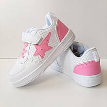 Світяться кросівки для дівчинки Bi&Ki р. 27 (17см), 28 (18см), 29 (18,5 см), 30 (19,3 см), 31(20см), 32(20,5 см)