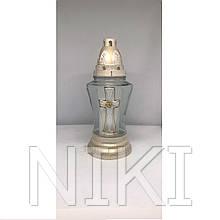 Лампадка склянна 25 год. (25 см.) 8шт/ящ (395В)