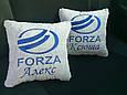 Автомобильная подушка с добавлением имени владельца, фото 3