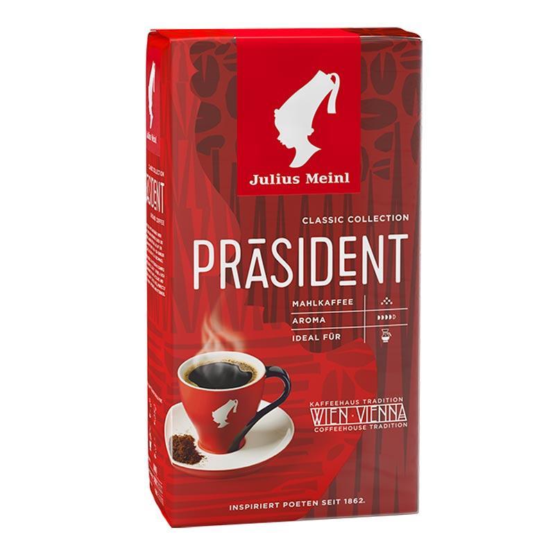 Кава мелена Julius Meinl Prasident 250 г