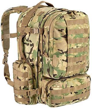 Военный мужской рюкзак 60 л. Defcon 5 Modular 60, 922261 камуфляж