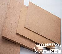 МДФ плиты шлифованные, формат 2800х2070, толщина 10 мм
