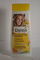 Шампунь Balea Vanille & Mandelö для поврежденных волос 300мл, Германия