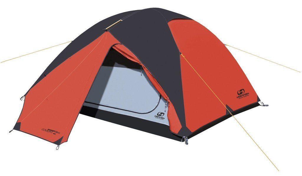 Палатка Hannah COVERT 3WS  mandarin red-dark shadow