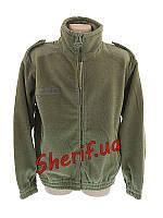 Куртка флисовая французкая F2 MIL-TEC  Olive
