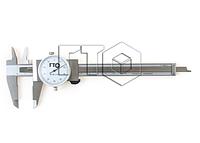 Штангенциркуль ШЦК-I-125 0,01