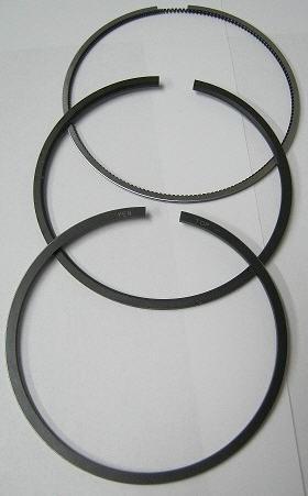 Кольца поршневые 80.50 1.2*1.2*2.0 STD (1cyl) Fiat Doblo 1.6i 16v