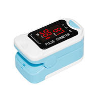 Портативный пульсоксиметр на палец для измерения сатурации кислорода Contec CMS50M