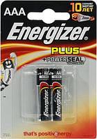 Батарейка Energizer plus power seal AAA LR03