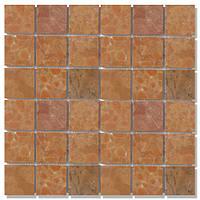Мозаика Полир. МКР-3П (47х47) 6 мм Terracotta Mix