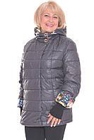 Женская куртка весна- осень,размер 58,60