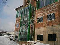Фасады алюминиевые Profilco PR-50