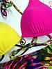 Купальник Delice Love yellow&Pink, фото 5
