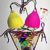 Купальник Delice Love yellow&Pink, фото 3