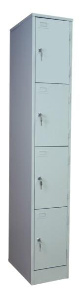 Шкаф на 4 ячейки ШРМ-14-М