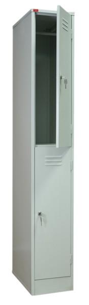 Шкаф гардеробный односекционный ШРМ-12