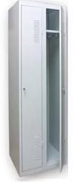 Шкаф гардеробный двухсекционный ШОМ 300/2