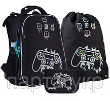 Набор Kite рюкзак + пенал + сумка для обуви Gamer Набор