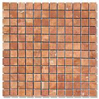 Мозаика Полир. МКР-2П (23х23) 6 мм Terracotta Mix