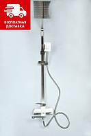 Душевая колонна Mixxus KUB 009 J из нержавеющей стали Бесплатная доставка