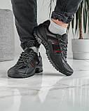 Мужские демисезонные кроссовки Львовской фабрики (КТ-27ч), фото 4