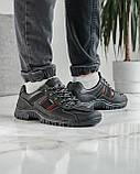 Мужские демисезонные кроссовки Львовской фабрики (КТ-27ч), фото 5