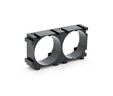 Кронштейн аккумуляторного блока 18650 1*2p - 19.5
