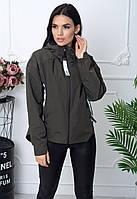 """Молодёжнaя,женская куртка-ветровка """"Ally-Jacket"""".Новинка-'2021'."""