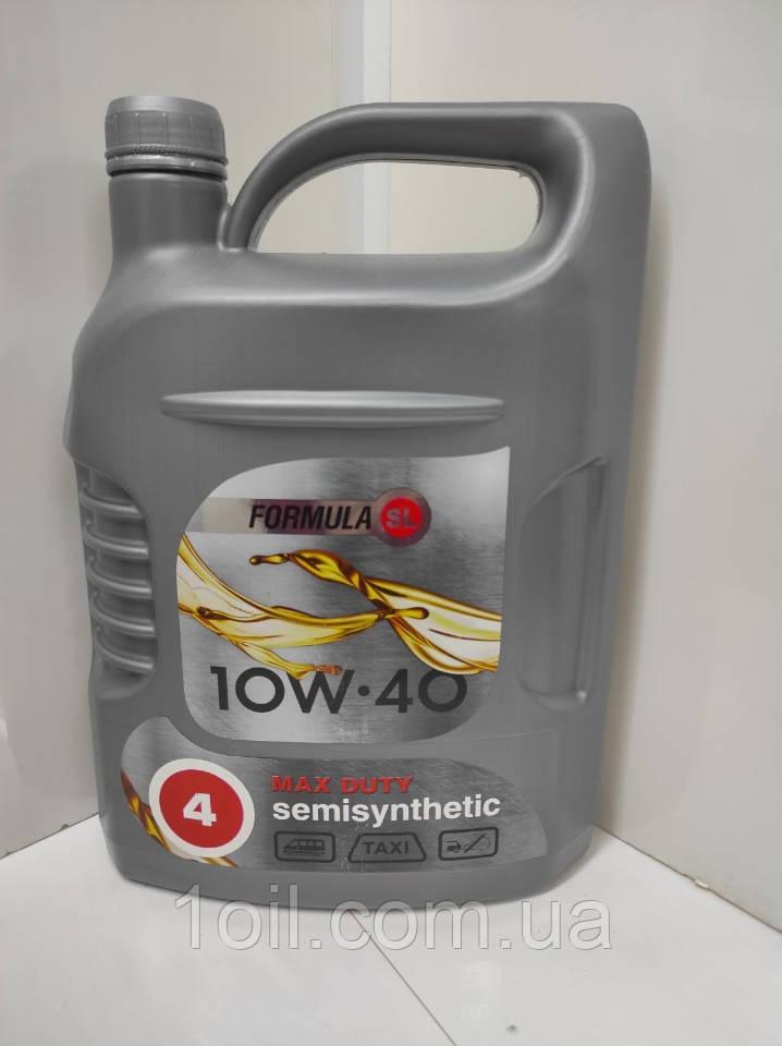 Масло моторное 10w-40 MaxDuty SG/CF (усиленое для изнош. двиг.) 4л