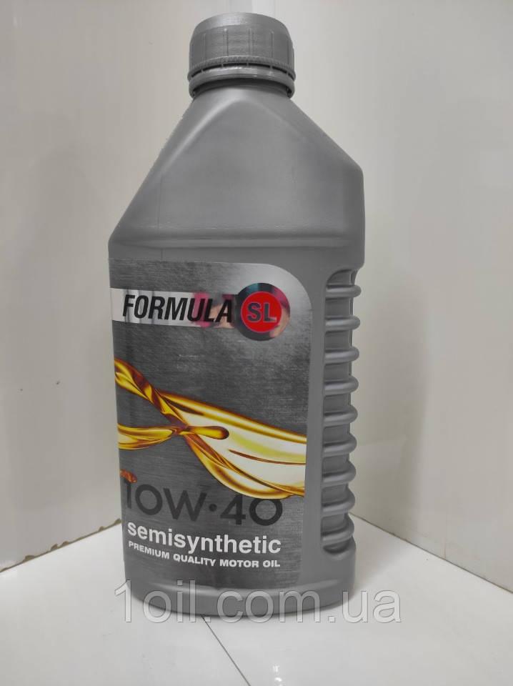 Масло моторное 10w-40 Formula SL SG/CF  1л