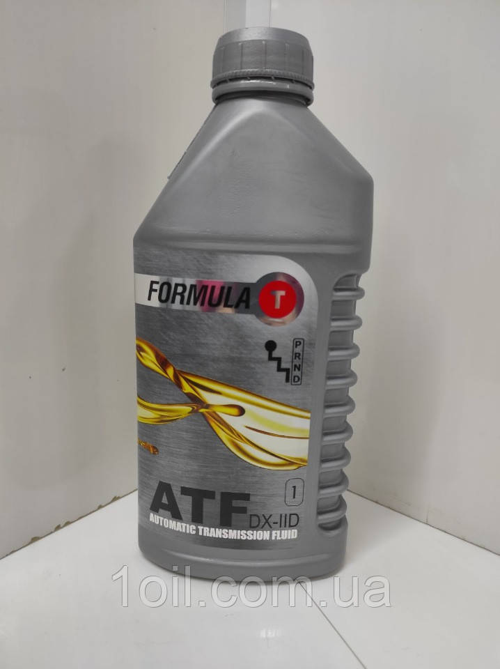 Масло трансмиссионное ATF Formula  DX-IID  1л