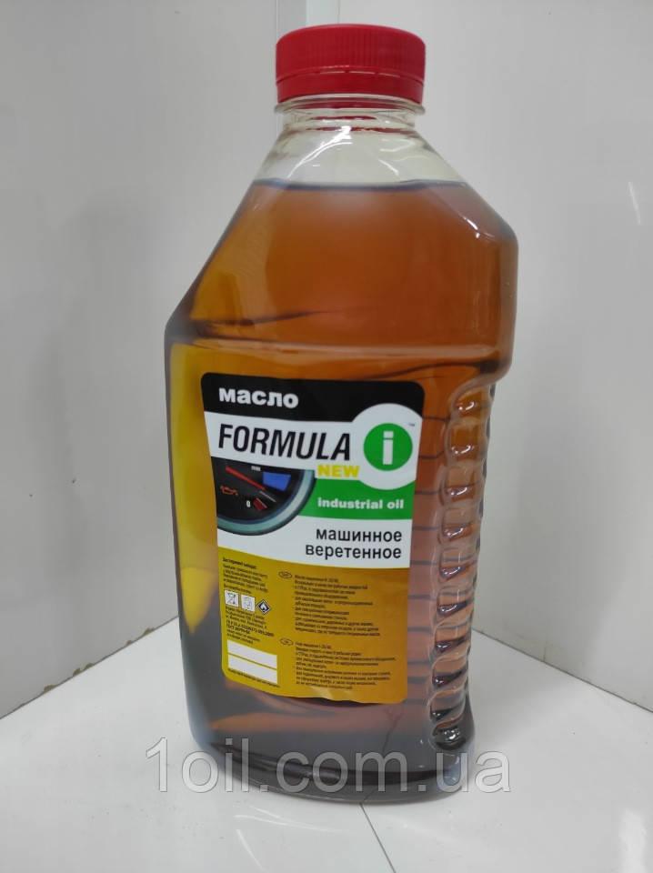 Масло Formula индустриальное И-20 (веретенка) 1л