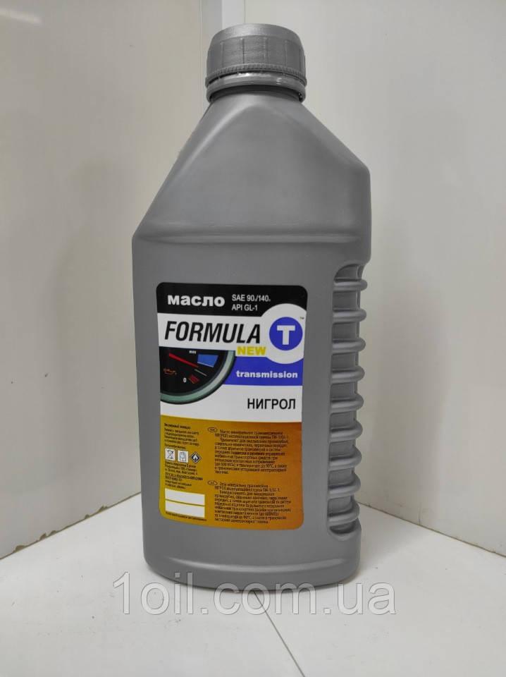 Масло трансмиссионное Formula Нигрол 1л
