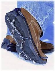 """Новые поступления - ледоходы для обуви """"Yaktrax Walker"""", ледоступы универсальный размер 36-44"""