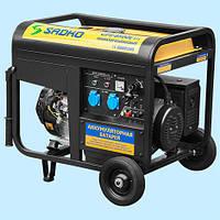 Генератор бензиновый SADKO GPS-8500E ATS (7 кВт)