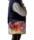 Джинсовая сумка Дейнерис, фото 5
