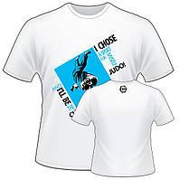 Спортивная футболка для мальчиков Berserk Sport белый